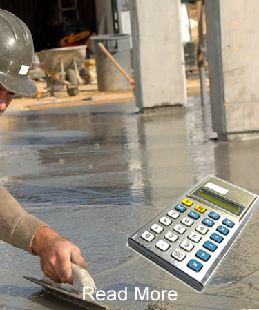 Concrete Calculator EMC Kent Ltd