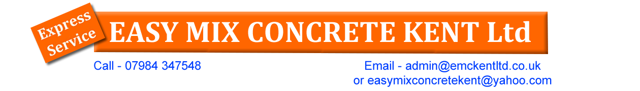 Easy Mix Concrete Kent Ltd